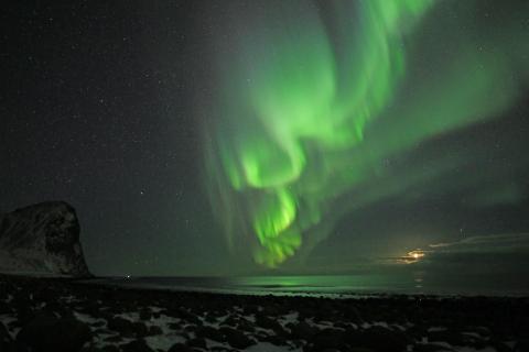 Aurora Unstad Norway