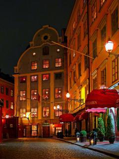 Gambla Stan - Stockholm