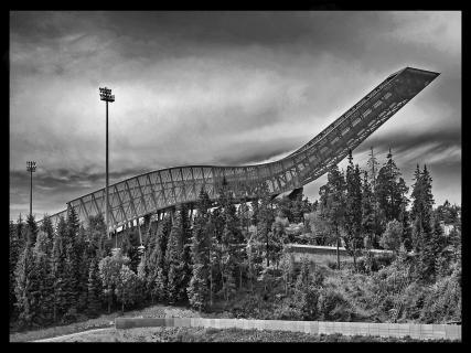 Holmenkollbakken - Oslo