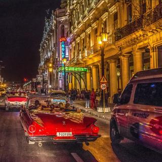 Havanna Classic Car -CUBA