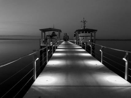 Landungsbrücken Langballig