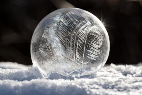 Kristallkugel - Crystal ball