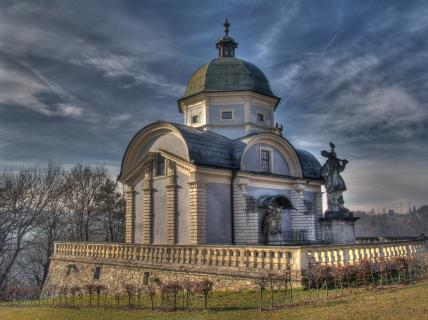 Mausoleum Ehrenhausen Südsteiermark