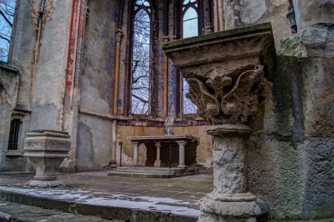 Verlorener Altar