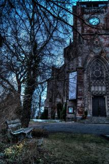 Vergessene Kirche