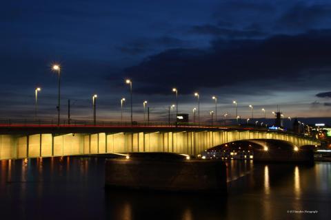 Severinsbrücke Köln