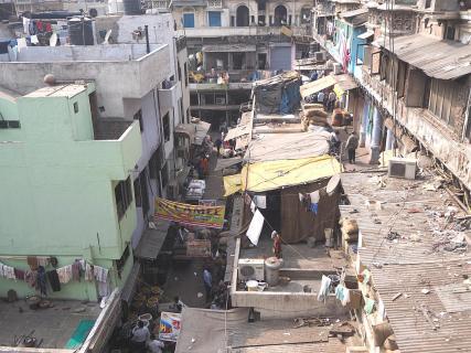 Gewürzmarkt in Old Delhi