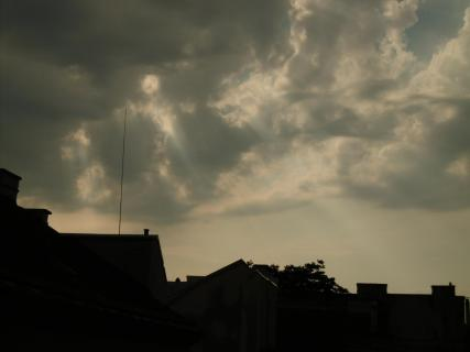 Gewitterhimmel