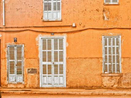 Still Südliches Flair Fassade Urban