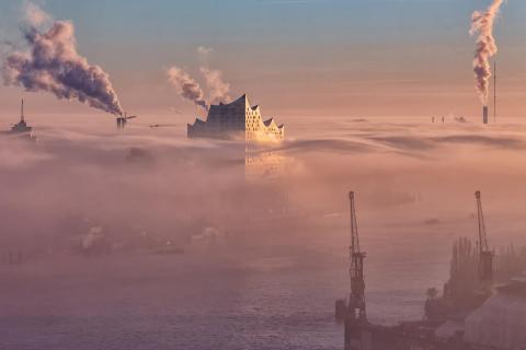 Mystische Elbphilharmonie