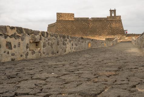 Festung Arrecife Lanzarote