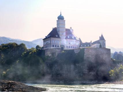 Morgenstimmung an der Donau