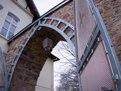 Tor zur Burg Vlotho