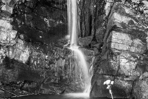 Wasserfall Tünsdorf