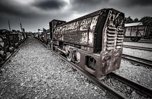 Zeche Zug Ruhrgebiet
