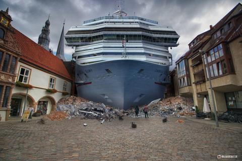 Ahoi aus der Hansestadt Lemgo