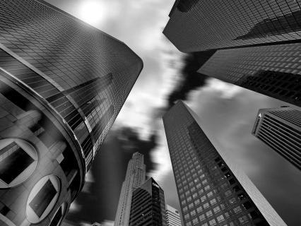 LA Financial District SW