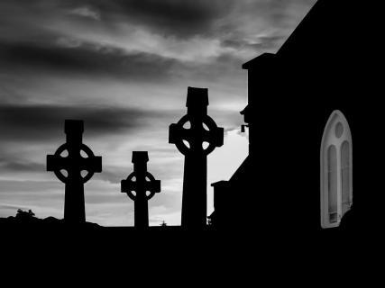 Kapelle in Irland
