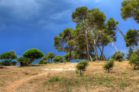Mallorca HDR Landschaft