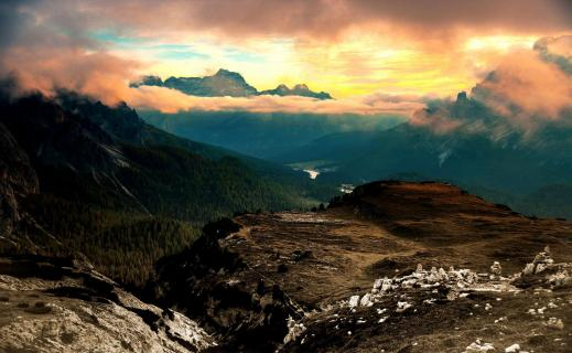 Südtirol - italienisch Alto Adige