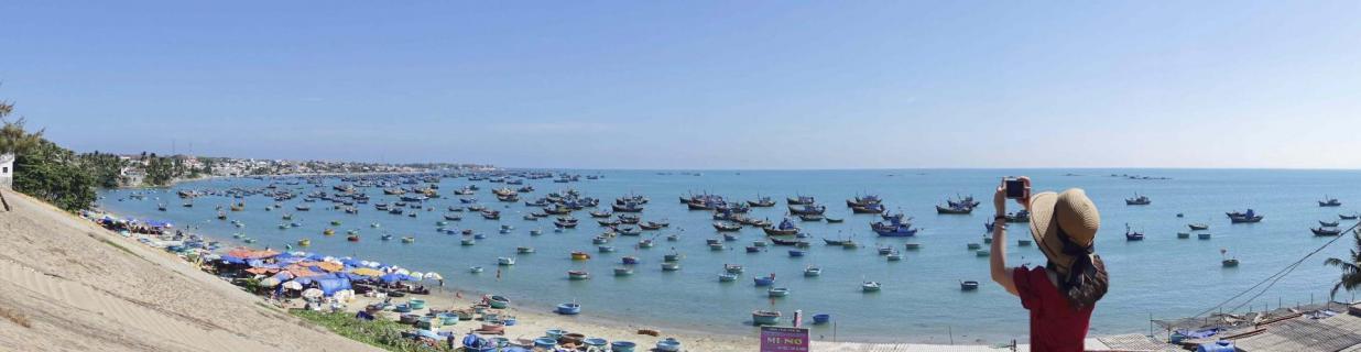 Fischerhafen Mui Ne