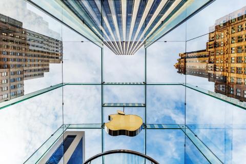 Apple-Store in New York City