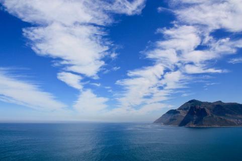 Blue Sky Chapman´s Peak Drive