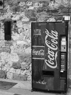 Beber Coca Cola
