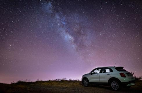 Milchstraßen Fiat