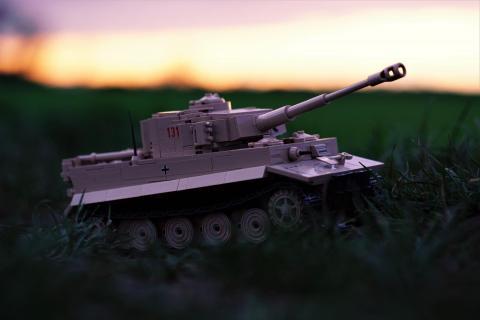 Modell_Panzer