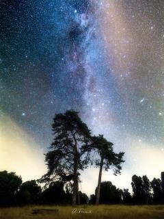 am ende der Milchstraße