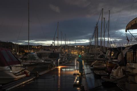 Sicherer Hafen