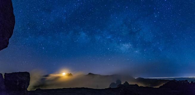 Milchstraße auf Gran Canaria