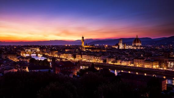 Florenz by Night