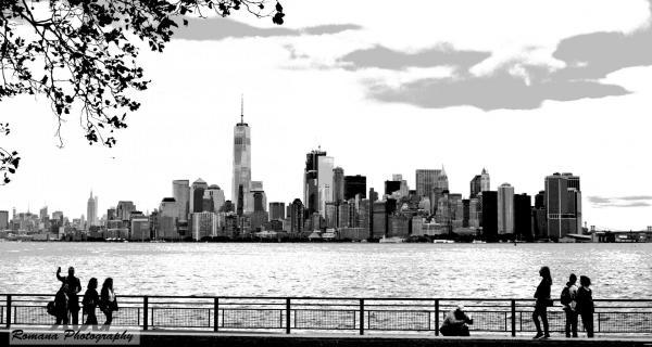 New York City Skyline - Poster