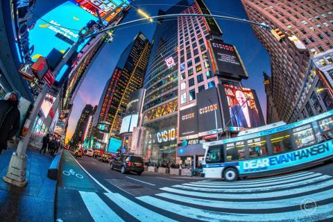 Manhattan 42nd Street