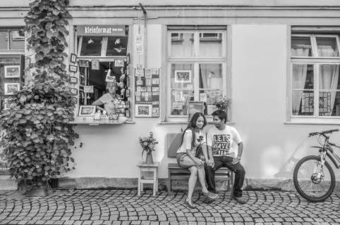 Verknallt in Erfurt