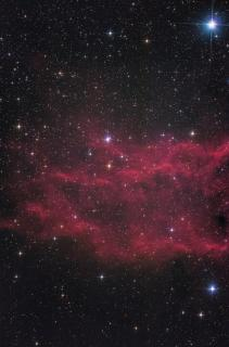 Kalifornia Nebel / NGC 1499
