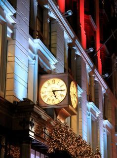 New York - Manhatten bei Nacht