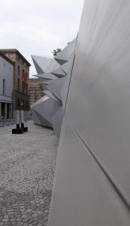 Marstall Architektur Alt trifft neu