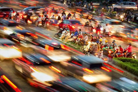 44_Geräusche der Stadt_Manh Ngoc_Nguyen