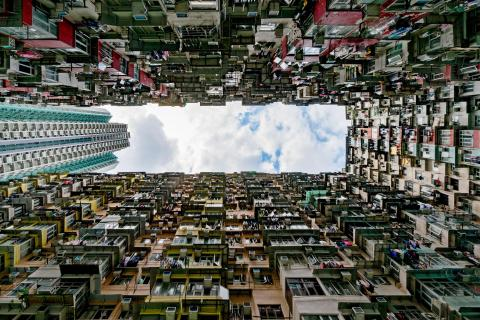 Hongkong Quarry Bay Monster Building