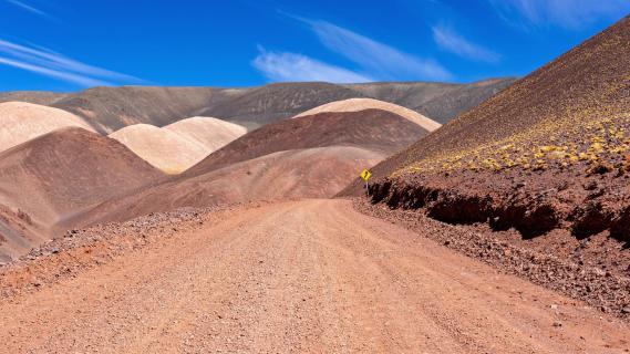 Refugio Laguna Brava Argentinien