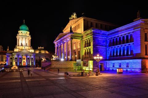 Nacht in Berlin