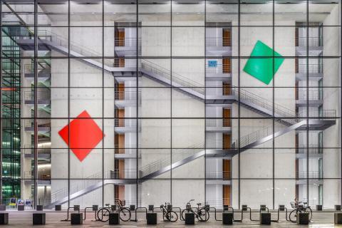 Das Paul-Löbe-Haus - Bundestag - Berlin
