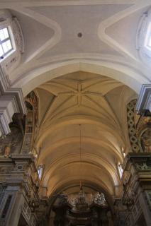 Kirchengewolbe