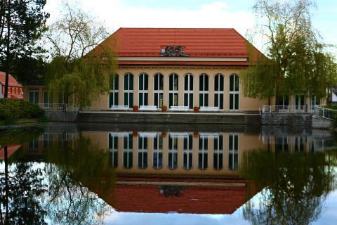 Kurhaus Bad Brambach