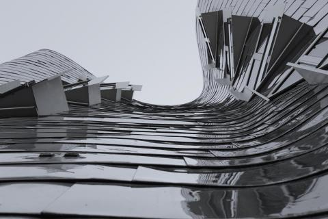 architectural waves by rd