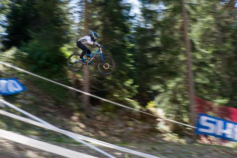 fly by bike