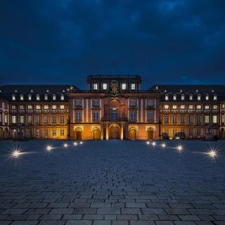 Schloss Mannheim Ehrenhof